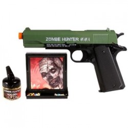 Pistola Combat Zone Zombie Hunter Pack muelle 6mm