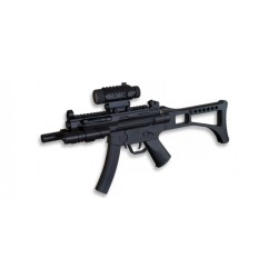Arma de Airsoft Eléctrica WELL,35877